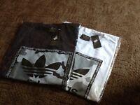 Brand new adidas t-shirts size xl