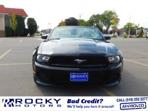 2012 Ford Mustang - BAD CREDIT APPROVALS