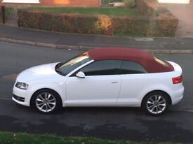 Stunning Audi A3 Convertible Sport Urgent Needed