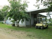 Seasonal Site with Trailer For Sale