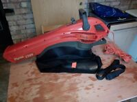 leafblower vacuum flymo