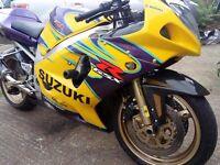 Immaculate Suzuki gsxr 600