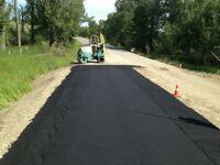 Asphalt patching /driveway repair