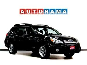 2014 Subaru Outback 3.6R LIMITED NAVIGATION LEATHER SUNROOF 4WD