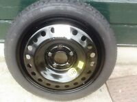 VAUXHALL INSIGNIA CONTINENTAL SPARE WHEEL. BRAND NEW.