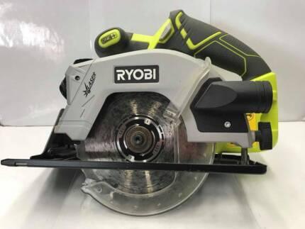 Ryobi circular saw power tools gumtree australia banyule area ryobi one circular saw model rwsl1801 with blade greentooth Gallery