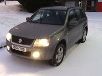 Suzuki grand vitara 4wd 4x4
