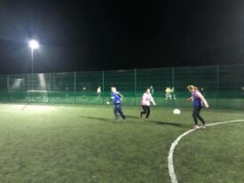 Women's recreational football - Eastleigh