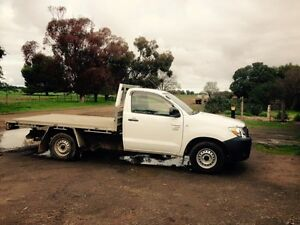2006 Toyota Hilux Workmate Berrigan Berrigan Area Preview