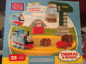 Mega Blocks - Junior Builders (Thomas the Train)