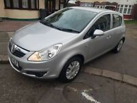 Vauxhall Corsa 1.4 petrol 2010 5dr - Automatic Gearbox