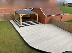 Oxford Blue Building Services: Building & Maintenance, Bathrooms, Flooring, Decorating, Landscaping