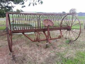 OLD FARM HAY RAKE Colac Colac-Otway Area Preview