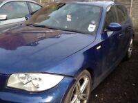 BMW 118d M sport. Spares or repair.