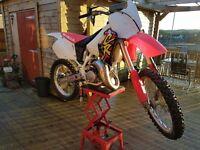 1996 Honda Cr125 Very Clean