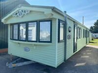 Perfect Static Caravan Available At Wigbay Holiday Park - Ideal For Large Families