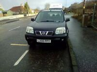 **** NISSAN X-TRAIL 4X4 YEARS MOT EX CONDITION ****