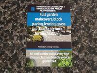 Renfrewshire landscapes & building works