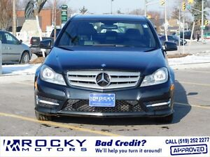 2012 Mercedes-Benz C-Class C250 4 - $24,999 PLUS TAX