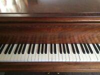 Piano Lessons Norwich City Centre