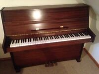 Upright Piano Young Chang & Stool