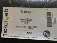 Human League Tickets For Sale