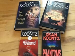 Dean Koontz books Kitchener / Waterloo Kitchener Area image 1