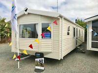 Static caravan for sale ocean edge holiday park 12 month season 4⭐️park pet friendly owners events