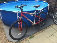 Adult Apollo FS26 Full Suspension Mountain Bike