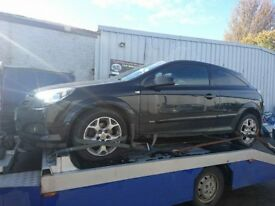 VAUXHALL ASTRA 1.6 BREAKING FOR SPARES