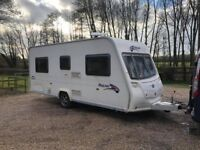 Bailey Pageant Bordeaux 4 berth caravan AWNING, Light To Tow, VGC BARGAIN !