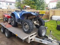 Yamaha grizzly 4x4 farm quad