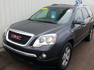 2012 GMC Acadia SLT ALL WHEEL DRIVE | V6 | LEATHER + BACKUP C...