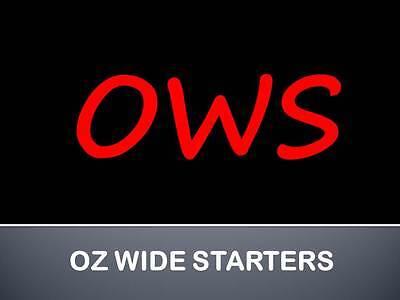 OZ WIDE STARTERS