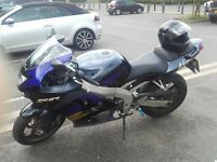'98 zx6r for sale