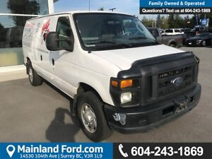 2010 Ford E-250 Commercial *Locally Driven*