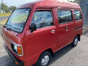 Vintage 1984 KEI car from Japan, HONDA ACTY STREET L Coraki Richmond Valley Preview