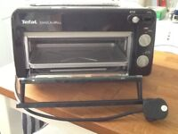 TEFAL Toast n Grill, 2 in 1 toaster/grill and mini oven