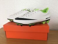 Lovely Nike Mercurial Football Boots Size 6. Great condition