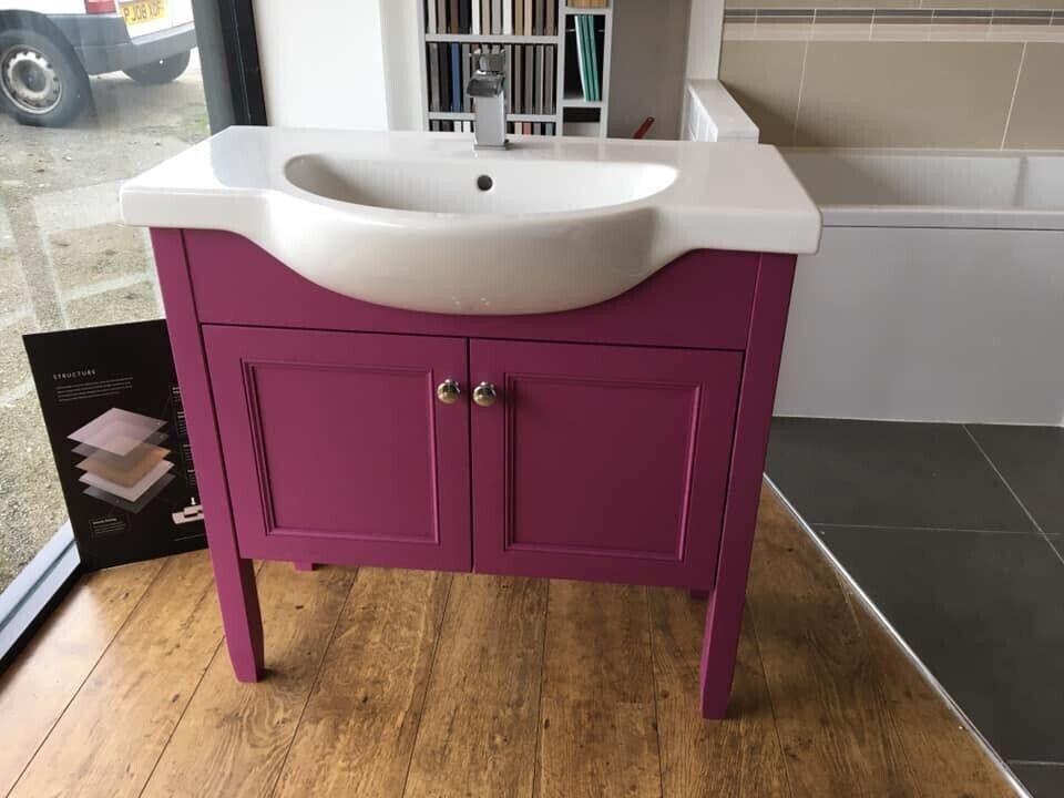 Bathroom Vanity's,Kitchen Units etc EX display immaculate ...