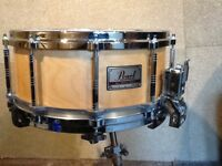 Snare drums and cymbals for sale