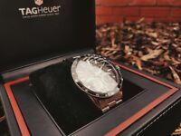 TAG Heuer Carrera Calibre S Chronograph Tachymeter. CV7A12.BA0795. 43MM