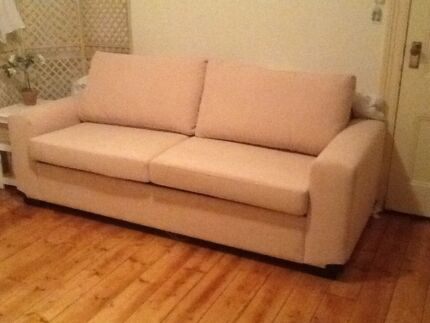 Sofa Bed Queen Size Excellent Condition Manly Manly Area Preview