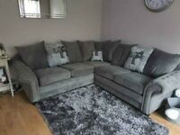 BRAND NEW NICOLE CORNER OR 3+2 SEATER SOFA SET AVAIABLE IN STOCK