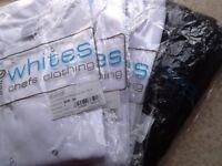 Chefs whites new size xs