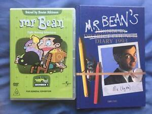 Mr Bean Book and DVD Greenvale Hume Area Preview