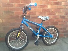 "Hot Wheels 16"" Childrens bike"