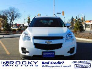 2014 Chevrolet Equinox - BAD CREDIT APPROVALS