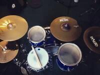 Professional Drum Tuition - Owen Hughes