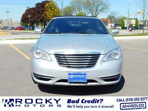 2011 Chrysler 200 Touring $17,995 PLUS TAX
